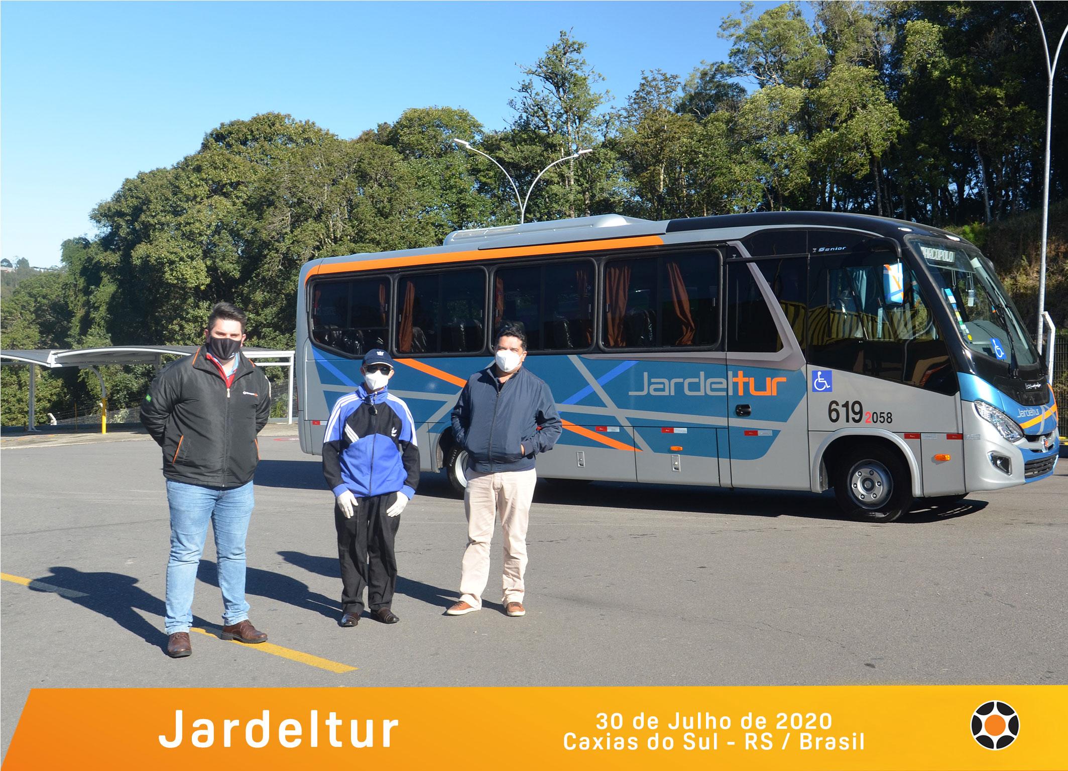 Jardel-Tur