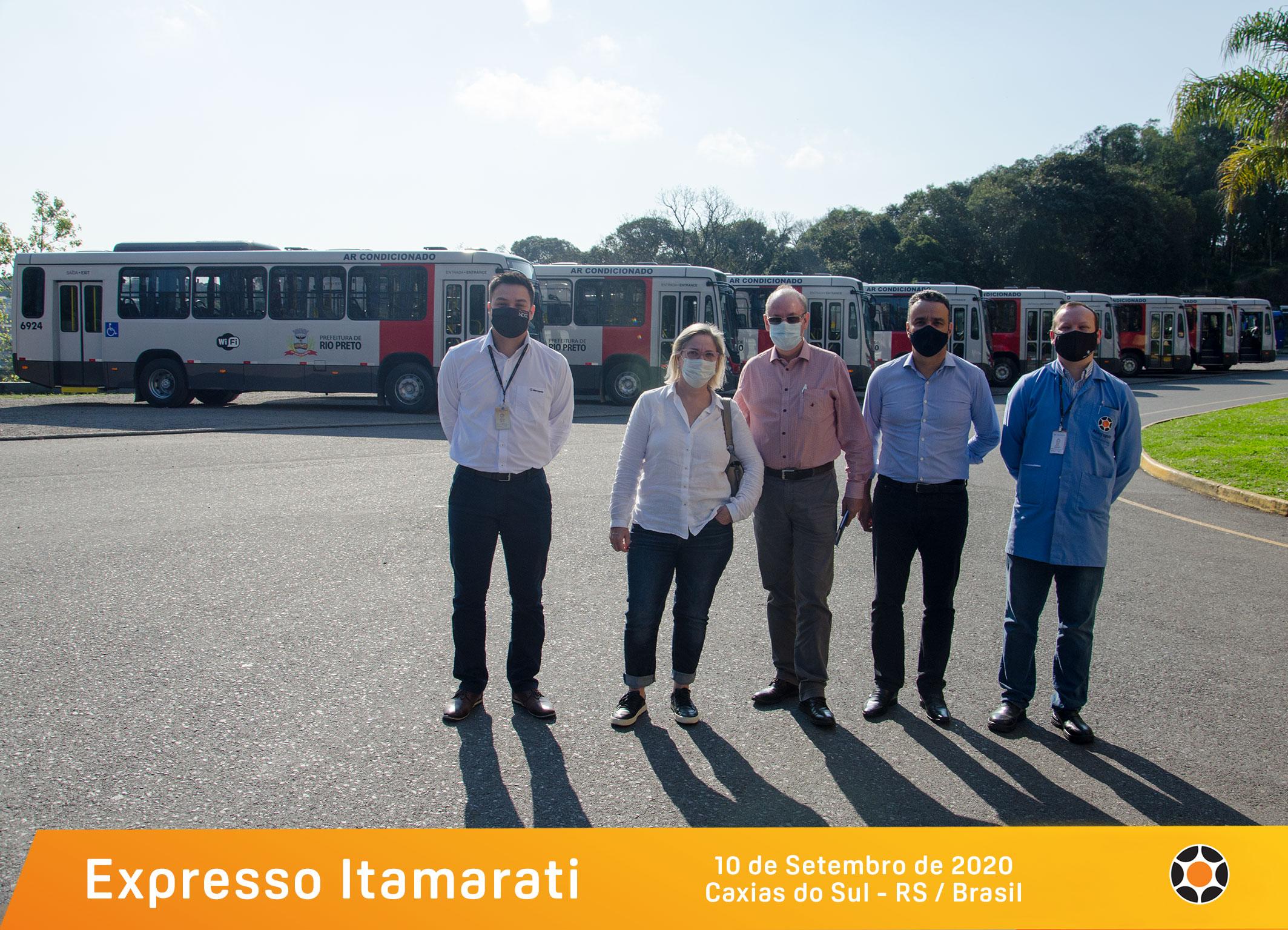 Expresso-Itamarati
